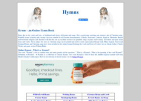 hymns.me.uk Visit site