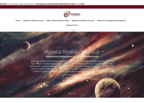 hypatiaresearch.com