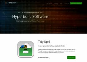 hyperbolicsoftware.com