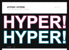 hyperhyperparty.de