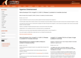 hyperion-entertainment.biz