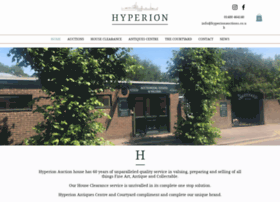 hyperionauctions.co.uk