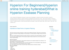 hyperionforbeginners.blogspot.in