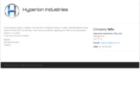 hyperionind.com.au