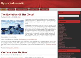 hyperlinkomatic.com
