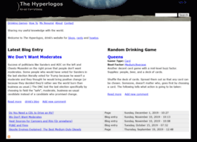 hyperlogos.org