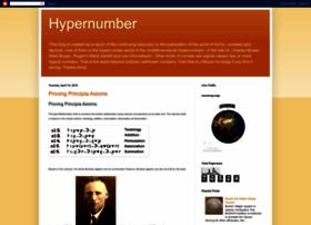 hypernumber.blogspot.co.uk