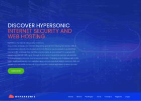 hypersonic-tv.com