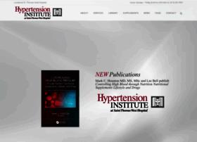 hypertensioninstitute.com