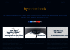 hypertextbook.com