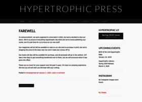 hypertrophicpress.com