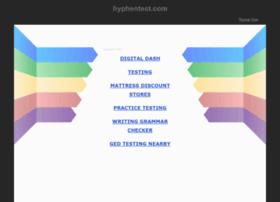 hyphentest.com