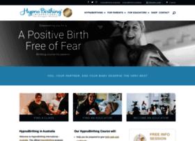 hypnobirthing.com.au