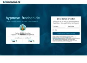 hypnose-frechen.de