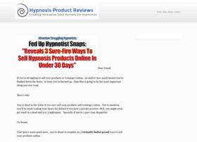 Hypnosis-product-reviews.com