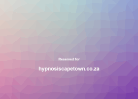 hypnosiscapetown.co.za