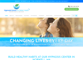 hypnosiscenterofweymouth.com