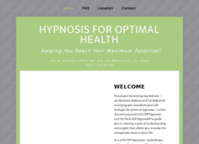 hypnosisforoptimalhealth.com