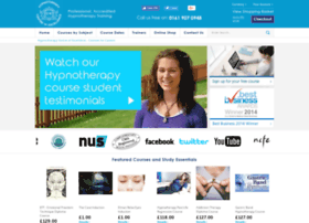 hypnotherapy-trainingcourses.com