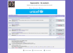 hypocondrie.top-forum.net