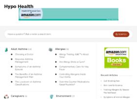 hypohealth.com