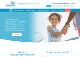 hypoparathyroidism.org.uk