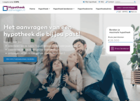 hypotheek-aanvragen.nl