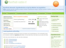 hypotheek-weetjes.nl