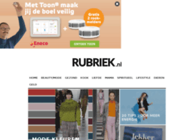 hypotheek.rubriek.nl