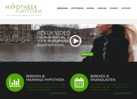 hypotheekplatform.nl
