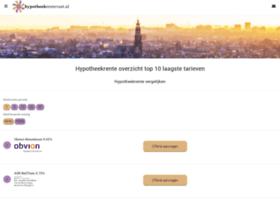 hypotheekrente-voordeel.nl