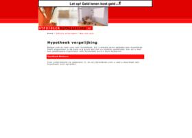 hypotheekvergelijking.nl