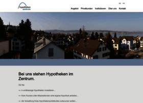 hypothekenzentrum.ch