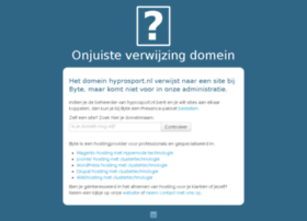 hyprosport.nl