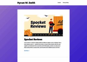 hyrumwsmith.com
