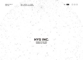 hys-inc.jp