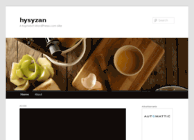 hysyzan.wordpress.com