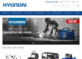 hyundai-generators.co.uk