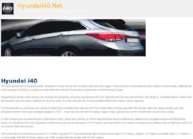 hyundaii40.net