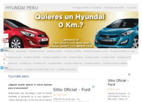 hyundaiperu.info