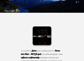hyunjoonpark.com
