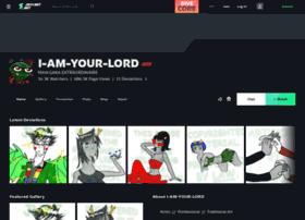 i-am-your-lord.deviantart.com