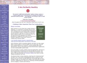 i-amperfectlyhealthy.com