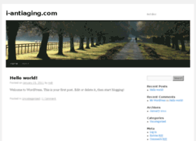 i-antiaging.com