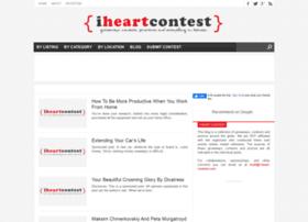 I-heart-contest.com