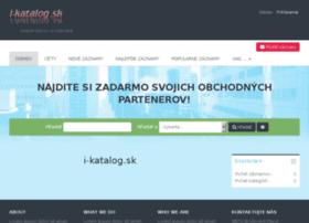 i-katalog.sk