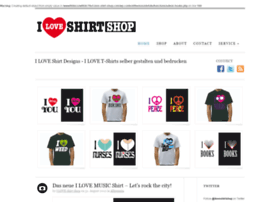 i-love-shirt-shop.com