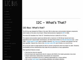 i2c-bus.org
