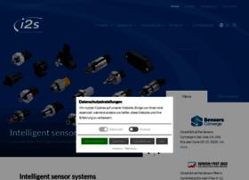 i2s-sensors.de