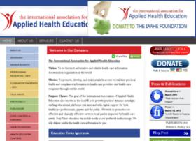 iaahe.org
